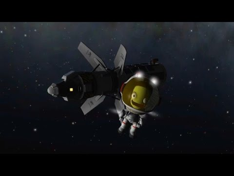 KSP - Two Stage Reusable Interplanetary Space Experimental Vehicle