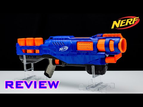 [REVIEW] Nerf Trilogy DS-15 | Pump Action Shotgun!