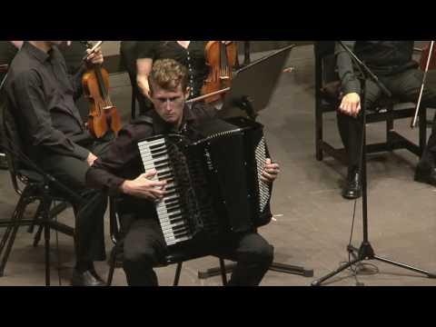 Astor Piazzolla: Concerto Aconcagua - Grayson Masefield