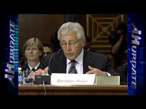 SECDEF Briefs Senate Appropriations Committee