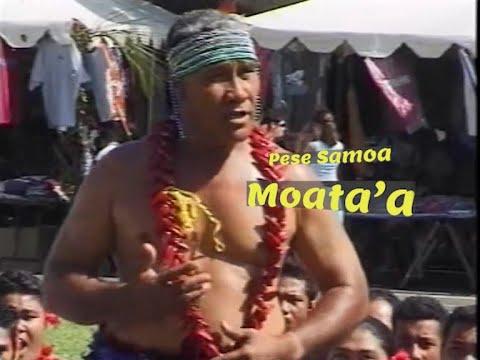 Moata'a (Togo'a'asa) -  Pese Samoa