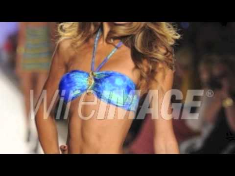Mercedes Benz Fashion Week Swim Miami 2013- Front Models