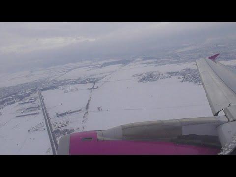 Wizz Air Airbus A320-232 | Sofia to London Luton *FULL FLIGHT*