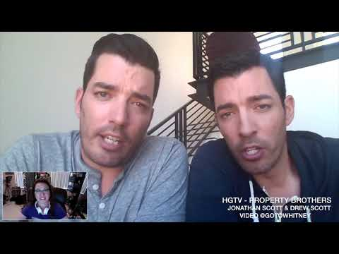 Drew Scott Denies DWTS??? HGTV Property Brothers Talk Philly, Wedding, African Safari, QVC