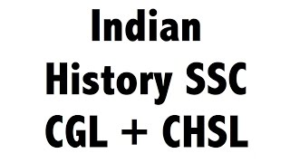 Famous personalities of India ( Indian History for SSC CGL, CHSL, Railways, CLAT, NDA,CDS)