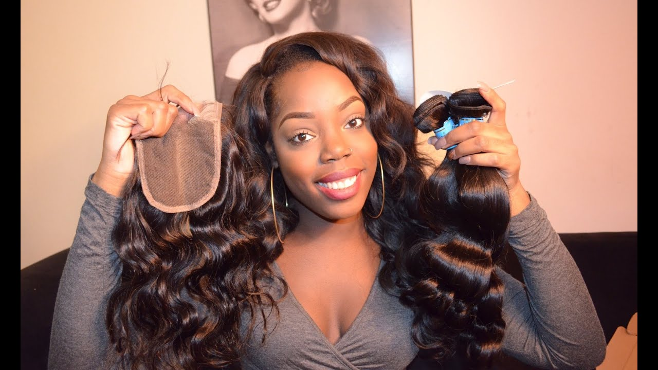 Virgin Peruvian Body Wave Dyhair 777 Initial Review Great Affordable Hair You