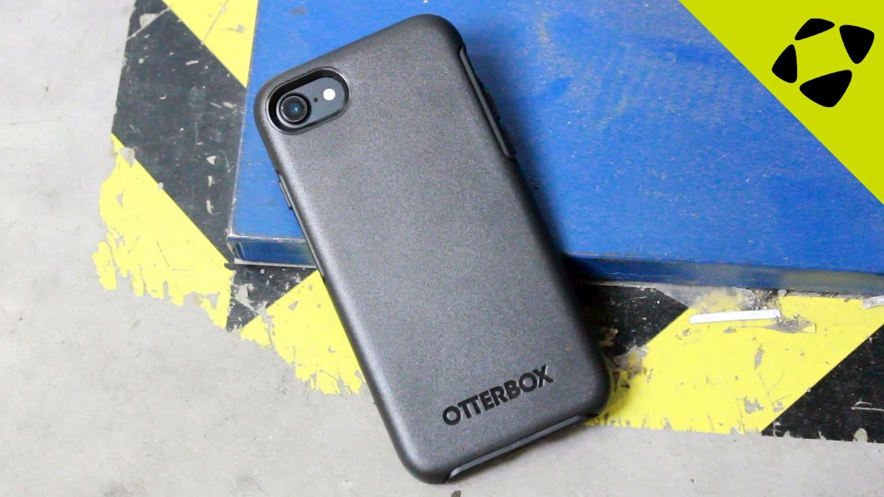 detailed look da9b4 fddfb OtterBox Symmetry iPhone 7 Case Review - Hands On