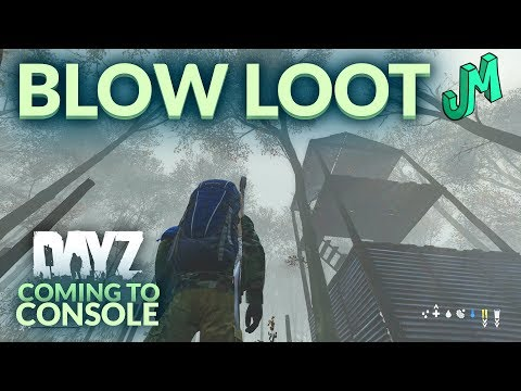 DayZ 🎒 Blowing the Loot Before 1.04 Coming to PS4 and Xbox One - Stream 148