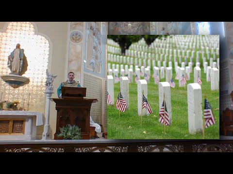 Fr. Altman: Independence Day Homily