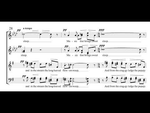 Elgar - There is sweet music