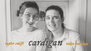 Baixar Taylor Swift 'cardigan' Music Video Reaction | Crazy Reactions | CrazyKinz