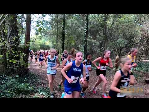 2017 Tennessee State ES MS XC Championships   Middle School Varsity Girls