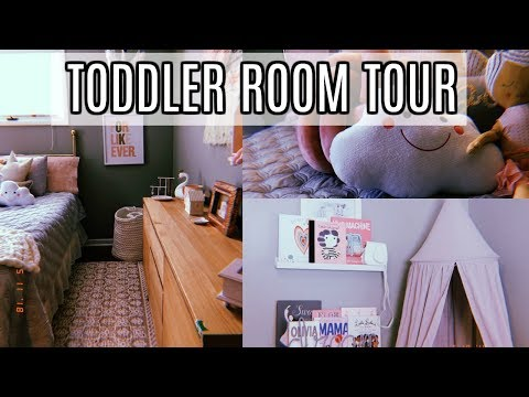 LACEYS NEW ROOM! TODDLER EDITION ROOM TOUR!