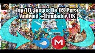 Top 10 Mejores Juegos De Drastic (Nintendo DS) Para Android /2018/
