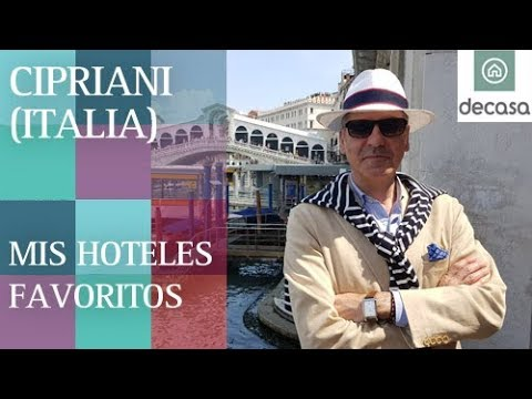 Hotel Belmond Cipriani (World's most amazing hotels) Venecia, Italia | Mis hoteles favoritos