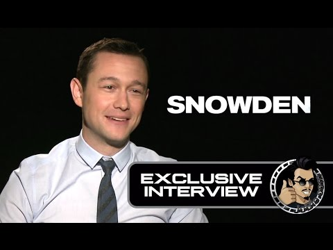 Thumbnail: Joseph Gordon-Levitt Exclusive SNOWDEN Interview (JoBlo.com)