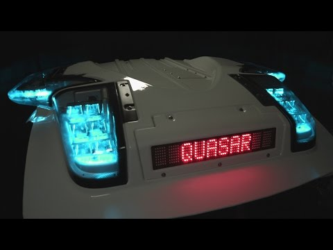 Integrated Warning Light System QUASAR from Federal Signal Vama
