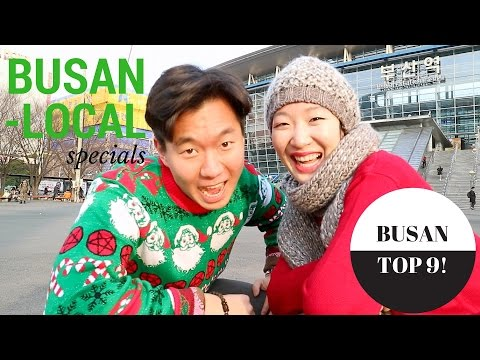 What to see in Busan (Winter Itinerary!)