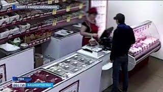 В Уфе мужчина напал на магазин, а потом долго извинялся перед продавщицей