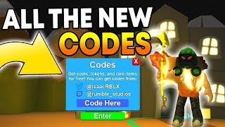 NEW ROBLOX MINING SIMULATOR CODES IN 2/3 HALLOWEEN UPDATE