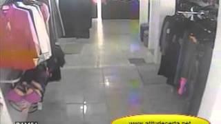 roubo em loja no sitio cercado