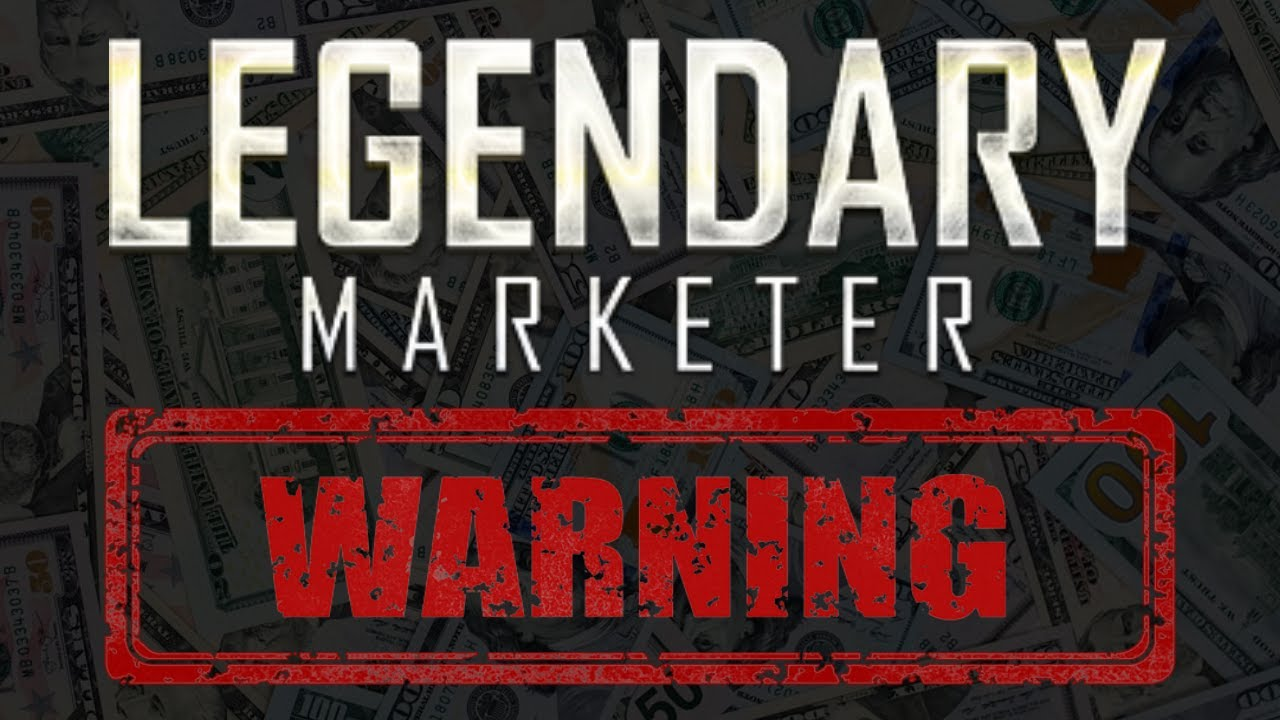 Legendary Marketer Discount