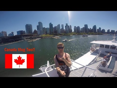 Canada Travel Vlog number two!!!!!