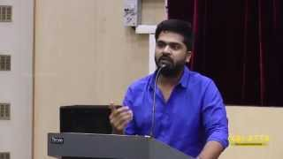 Vaalu doesn't have a cliched climax - STR