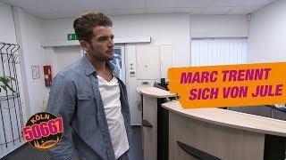 Köln 50667 - Marc trennt sich von Jule #1429 - RTL II
