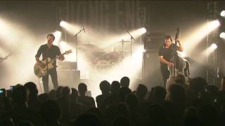 The Living End - Carry Me Home - LIVE