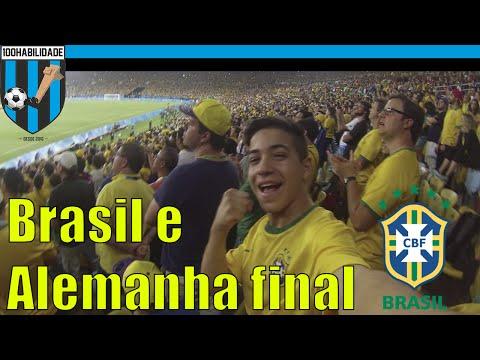 FINAL OLIMPÍADAS 2016 - Brasil x Alemanha - DIÁRIO DO TORCEDOR #01