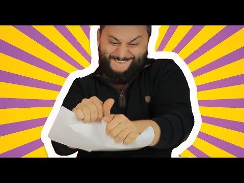 Kaç Kağıt Yırtabilirsin? - Fırat ile Okaner'den Güç Gösterisi