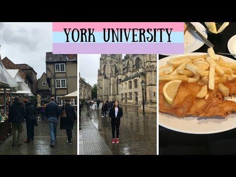 York University Visit 2017