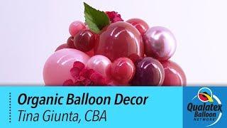 كيفية إنشاء منظمة العضوية بالون ديكور - تينا جيونتا ، CBA