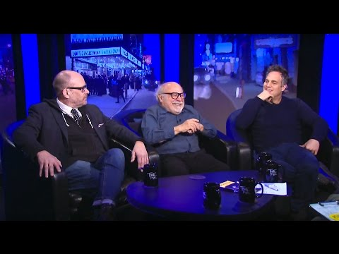 "Theater Talk - Danny DeVito, Mark Ruffalo & Terry Kinney, ""Arthur Miller's The Price"""