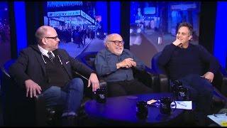 "Theater Talk - Danny DeVito, Mark Ruffalo & Terry Kinney, ""Arthur Miller's The Price"""