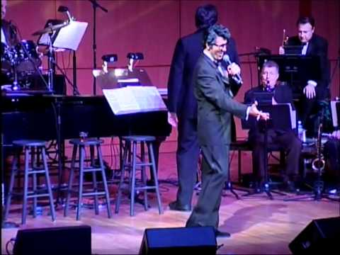 Dean Martin Tribute Artist wmv