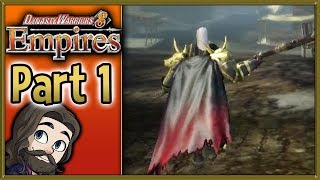 Dynasty Warriors 8 Empires Online Multiplayer Gameplay - Part 1 - Let