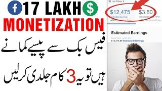 How To Monetize Facebook Videos | Ad Breaks For Creators | Urdu Hindi Tutorial