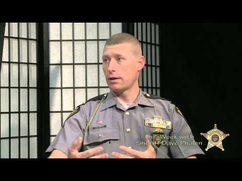 Meet Lancaster State Patrol Post Commander Shad Caplinger - 2015