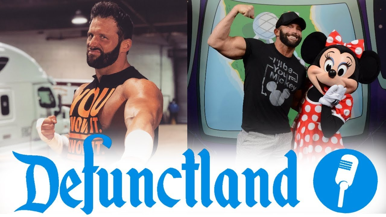 Image result for zack ryder defunctland