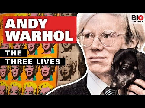 The Three Lives Of Andy Warhol