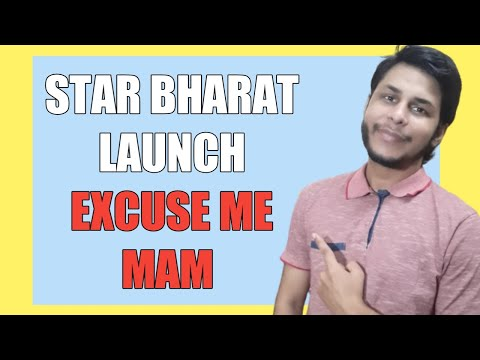 Star Bharat Launch Excuse Me Madam   Release Date Out   YourTimeDeal