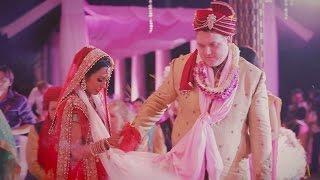 Indian Wedding Bhavna & James at Anantara Bangkok Riverside Thailand (Same day edit)