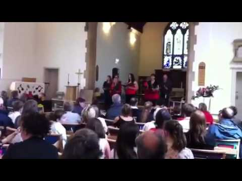 Vox Rock Choir - Boogie Woogie Bugle Boy Clip