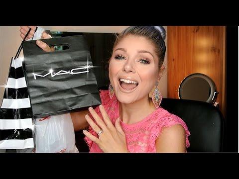 Huge New York Makeup Haul | Sephora, MAC & Drugstore