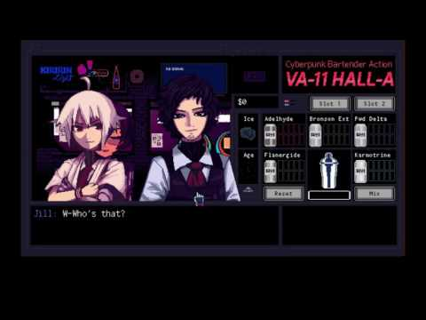 VA-11 HALL-A for PC9821 (beta)