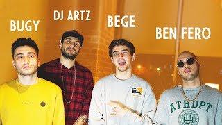 podcast /Ben Fero, Dj Artz, Bugy