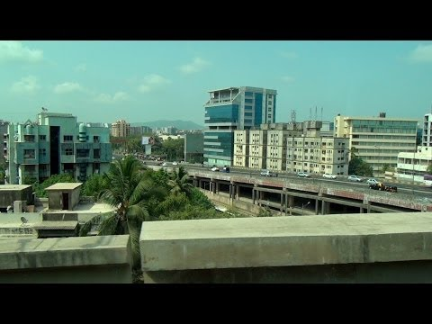 Mumbai Metro Train Actual Mad Journey Coverage on its First Ever Run