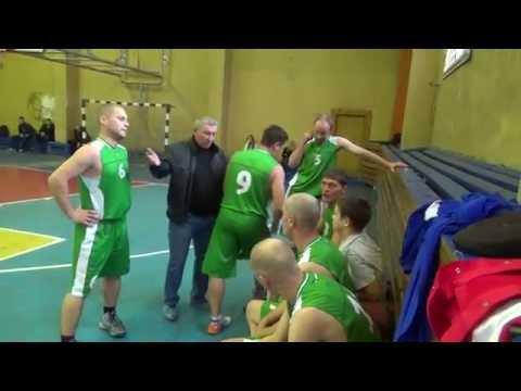 6 тур НБЛ: Атлант 72-56 ЗНАМЯ (Киселевск)